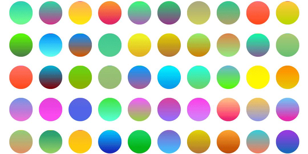 رنگ پیوند های ما با دنیای رنگ
